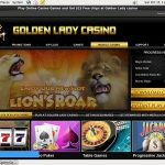 Golden Lady Casino Join Bonus