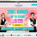 Miami Dice Bonus Offer