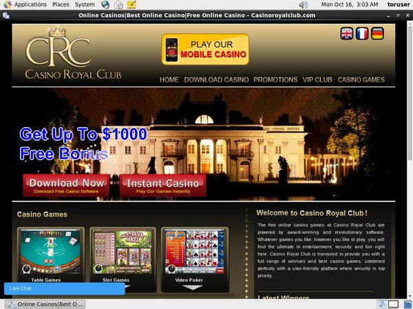 Royal Casino Club Slots Online