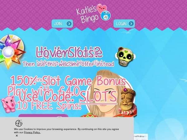 Katiesbingo Online Casinos