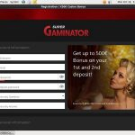 Super Gaminator Pay By Mobile
