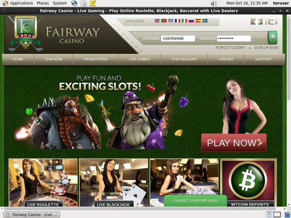 Fairway Casino Iphone