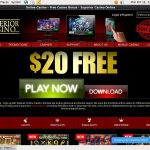 Superior Casino Join Vip