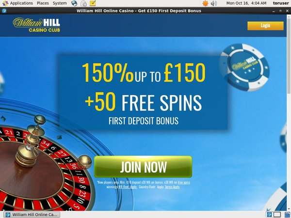 Is Williamhillcasino Real