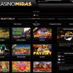 Join Casinomidas Promotion