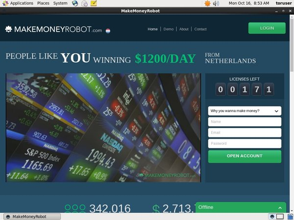 Make Money Robot How To Join