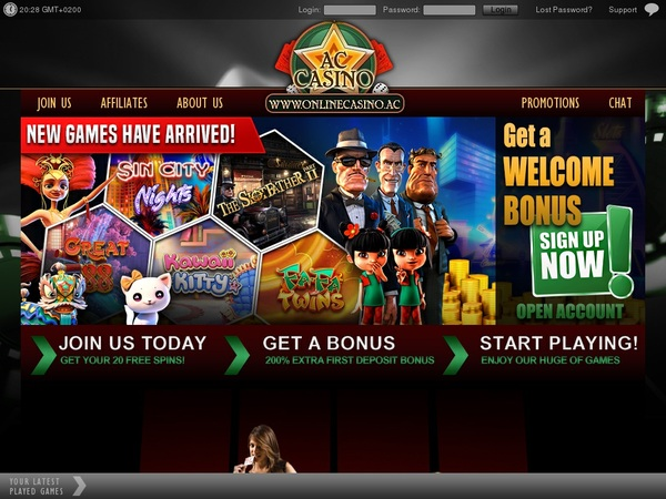 AC Casino Top Picks
