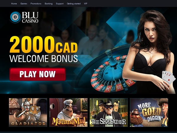 Casino Blu Payment Options