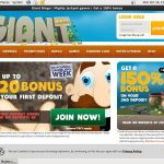 Giantbingo Free Bet Offer