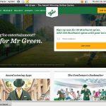 Mr Green Open Account