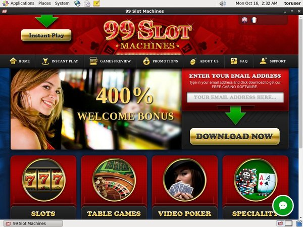 99 Slot Machines Deposit Limit