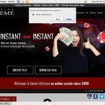 Casinoextreme Minimum Bet