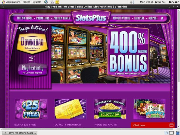 Slotsplus Germany