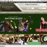 Fairway Casino Account Bonus
