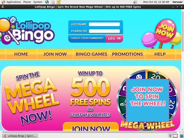 Lollipop Bingo Casino Slots