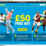 Betbright Football Betting