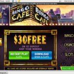 Bingocafe Betting Offers