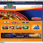 Carnivalcasino Register Page