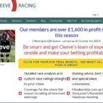 Cleeve Racing 存款