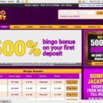 Bingolegacy 赌场奖金