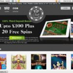Vipclubcasino 50 Free Spins