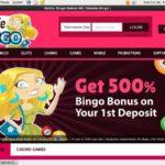Bonuses Hunnie Bingo