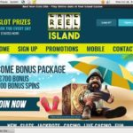 Reel Island Registration Form