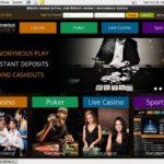 Anonymouscasino How To Register