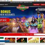 Vegas 2 Web フリースピン