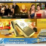 Goldbetting Bank Transfer