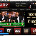 Crazyluckcasino Sign Up