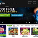 Joining Diamond Reels Casino