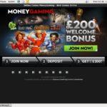 Moneygaming Spillemaskiner
