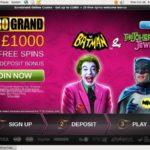 Euro Grand Casino Vip Bonus