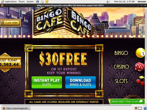 Bingocafe Android