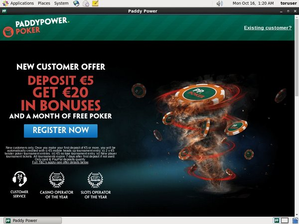 Paddy Power Poker Slot Games
