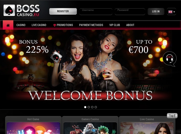 Boss Casino Canadian