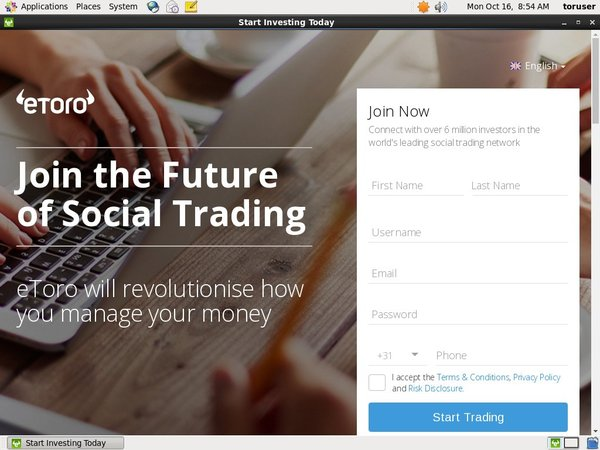 EToro Online Casino Offers