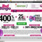 Bidbingo Deposit Bonus Code
