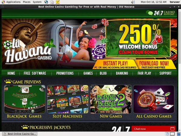Old Havana Casino How To Join