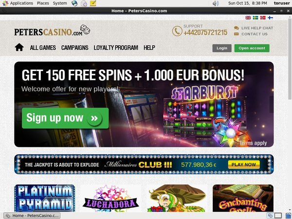 Peters Casino Free Slots