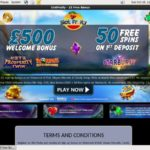 Slot Fruity Join Up Offer